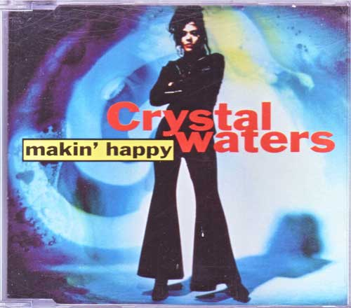 Crystal Waters - Makin' happy - EAN: 042286884929