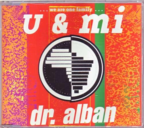 Dr. Alban - U & mi - gebrauchte Maxi-CDs
