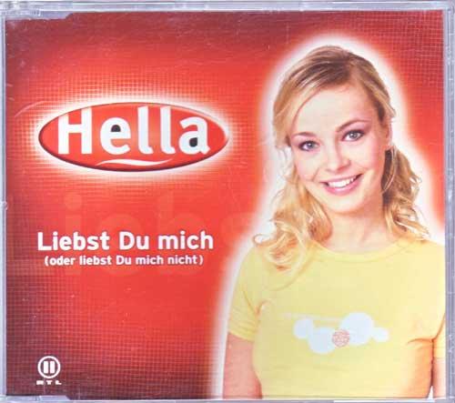 Hella - Liebst du Mich - gebrauchte Maxi-CDs