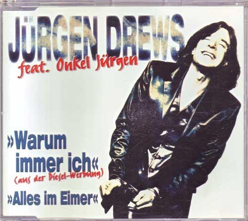 Jürgen Drews feat. Onkel Jürgen - Warum Immer Ich - EAN: 731457574720