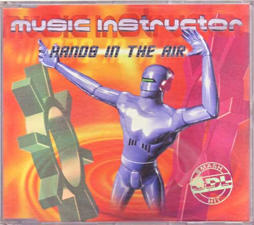 Music Instructor - Hands in the Air