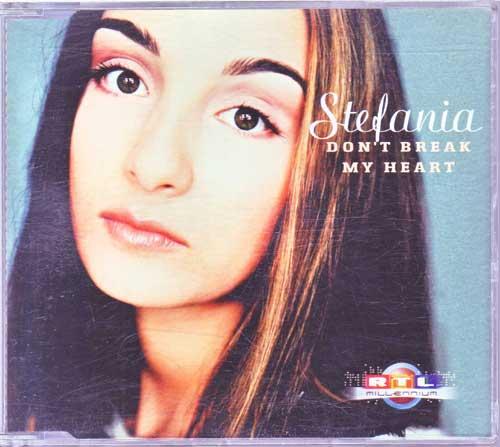 Stefania - Don'T Break My Heart - EAN: 601215651126