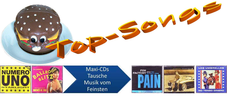 Emotion auf Maxi-CDs kleines Konvolut