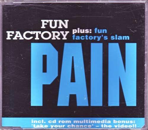 Maxi-CD - Fun Factory - Pain - Emotion