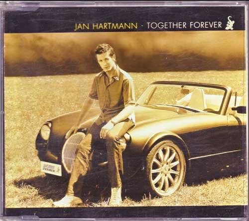 Maxi-CD - Jan Hartmann - Together Forever