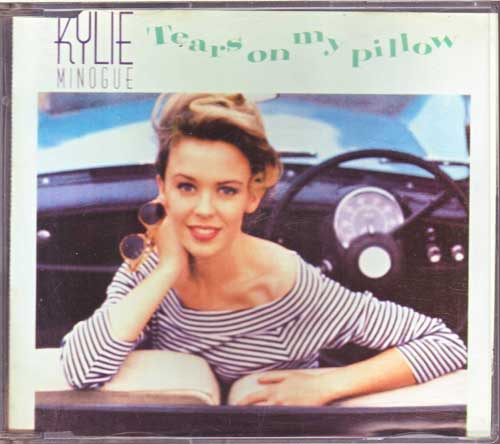 Maxi-CD - Kylie Minogue - Tears On My Pillow EAN: 090317100128
