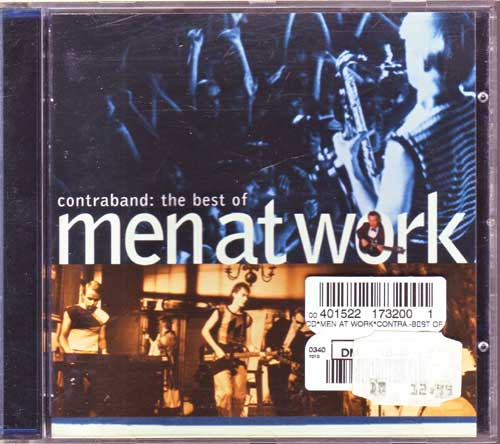 Men at Work - Best Of: Contraband - EAN: 5099748401120