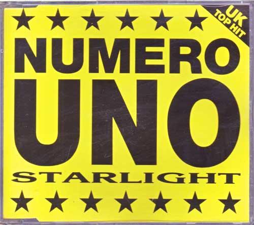 Maxi-CD - Starlight - Numero Uno, Acid One - EAN: 4005934203288