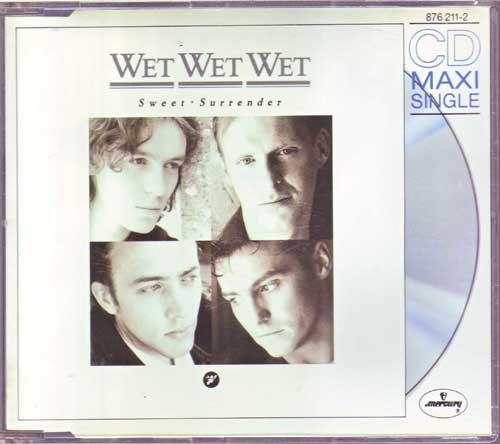 Maxi-CD - Wet Wet Wet - Sweet Surrender - EAN: 042287621127