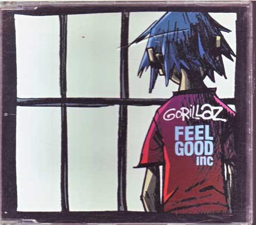 Gorillaz - Feel Good Inc - EAN: 724387284203