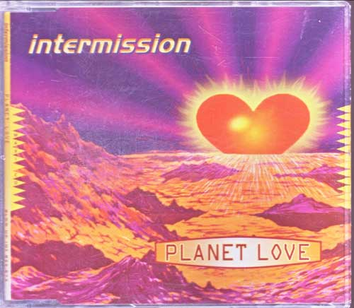 Intermission - Planet Love. - EAN: 724387834224