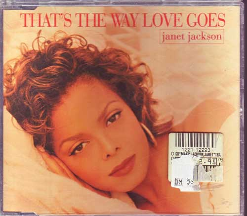 Janet Jackson - That'S The Way Love Goes - EAN: 724389189629