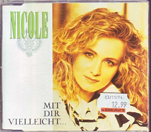 Nicole - Mit Dir Vielleicht - Megasongs