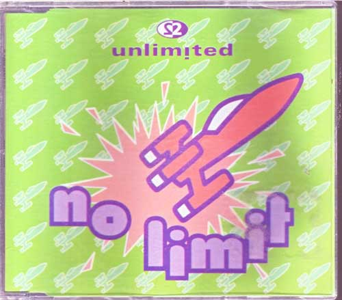 Maxi-CD - 2 Unlimited - No Limit - EAN: 090204049691