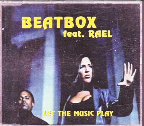 Beatbox feat. Rael - Let the Music Play - EAN: 639842376723