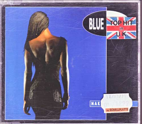 Blue Pearl - Naked In The Rain - MegaStars