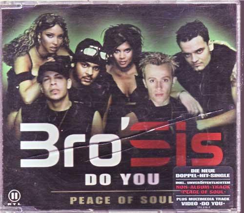 Maxi-CD - Bro'Sis - Do You - EAN: 731457063828
