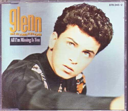 Glenn Medeiros - All I'm Missing Is You - EAN: 042287824528