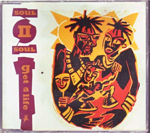 Soul II Soul - Get A Life - EAN: 5012982186721