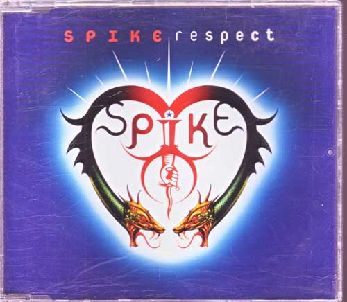 Maxi-CD - Spike - Respect - EAN: 731456749129