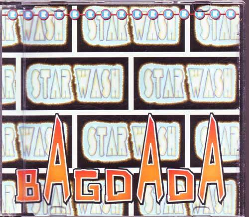 Maxi-CD - Starwash - Bagdada - MegaStars