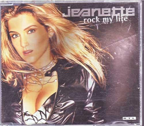 Jeanette - Rock My Life - EAN: 044006594224