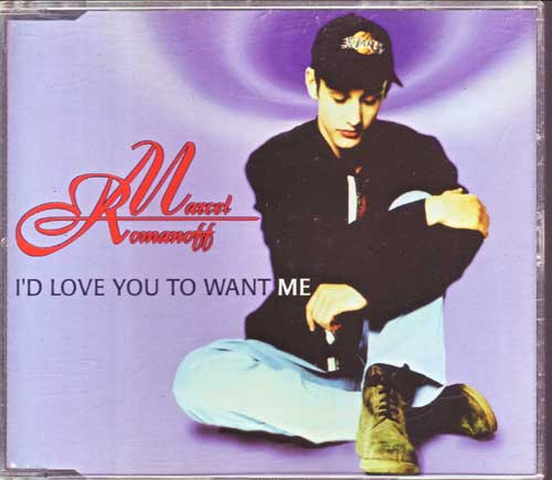 Marcel Romanoff - I'd Love You To Want Me