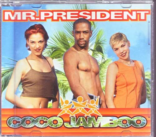 Mr. President - Coco Jamboo - EAN: 706301438527