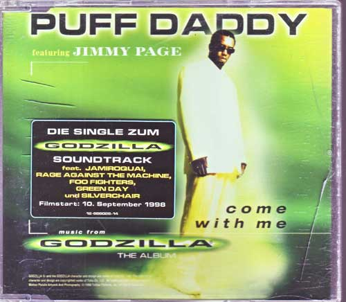 Puff Daddy featuring Jimmy Page - Stilrichtung