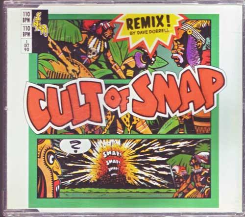 Snap - Cult Of Snap Remix - EAN: 4007196636392