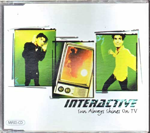 Interactive - Sun Always Shines on TV - EAN: 724388337724