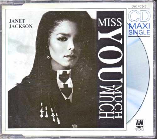 Janet Jackson - Miss you Much - Premium