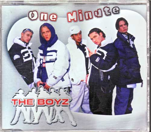 Maxi-CD - The Boyz - One Minute - EAN: 639842122924