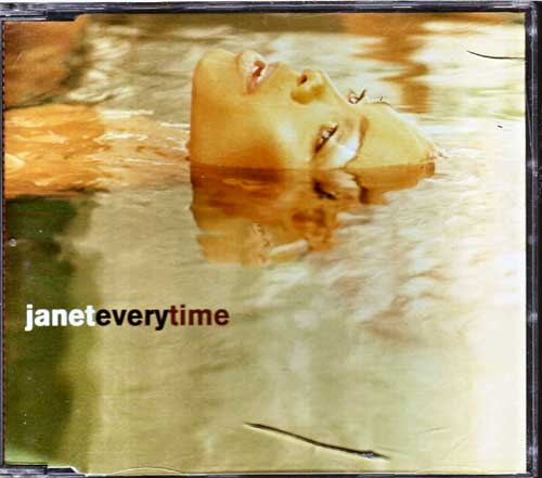 Janet Jackson - Every Time - EAN: 724389551327