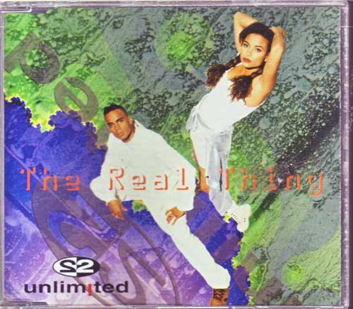 2 Unlimited - The Real Thing - EAN: 090204216222