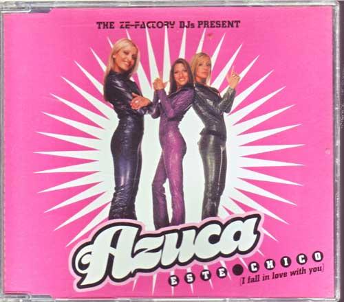 Azuca - Este Chico - Maxi-CD - EAN: 4039111200937