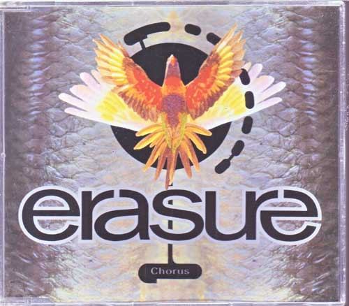 Erasure - Chorus - Maxi CD - EAN: 4006758269627