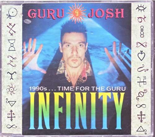 Guru Josh - Infinity - Maxi-Cd - EAN: 5012394347628