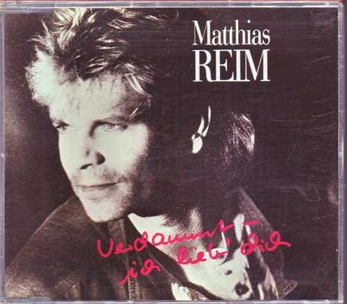Matthias Reim - Verdammt ich lieb Dich - EAN: 042287390528