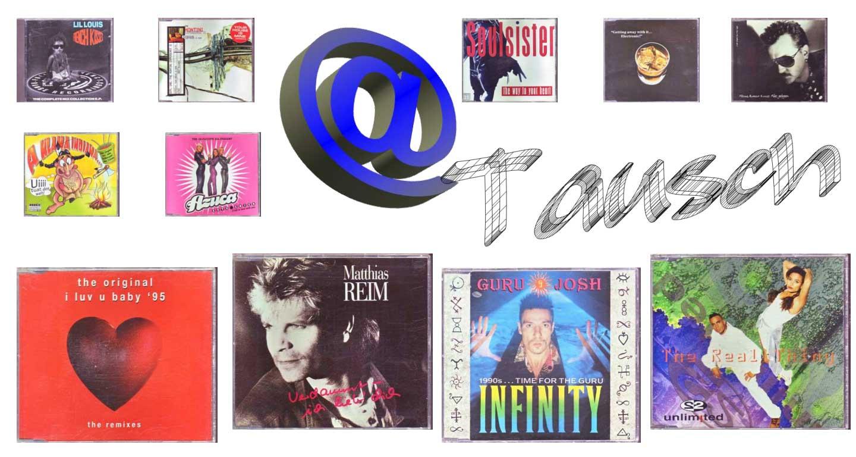 Tauschhandel von gebrauchten Schallplatten und CDs am Niederrhein