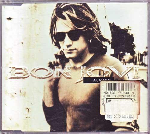 Bon Jovi - Always - EAN: 042285618525