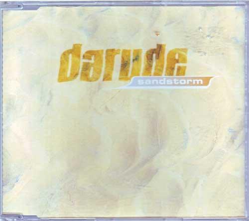 Darude - Sandstorm - Maxi-CD - EAN: 601215822021