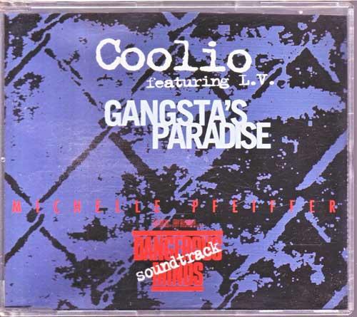 Coolio - Gangsta's Paradise - EAN: 008813356321