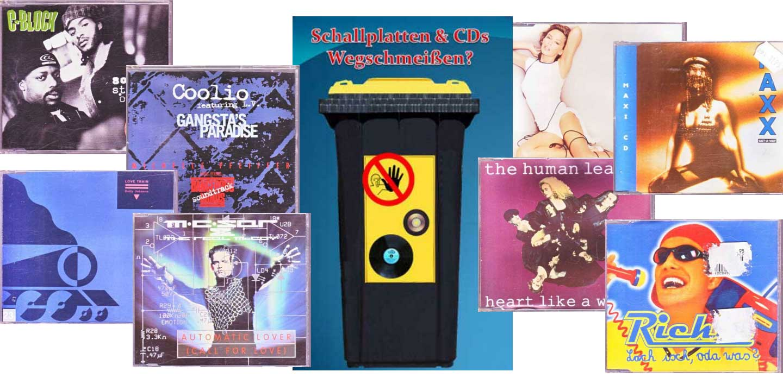 Ab in die Gelbe Tonne oder wir Tauschen Popmusik