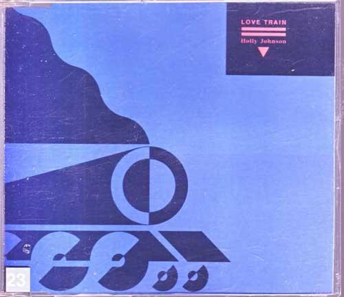 Holly Johnson - Love Train - EAN: 02292576932