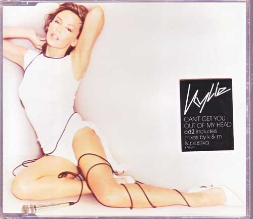 Kylie Minogue - Can't Get You Out Of My Head - EAN: 724387986428