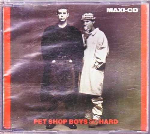 Pet Shop Boys - So Hard, Dance Mix - Gelbe Tonne