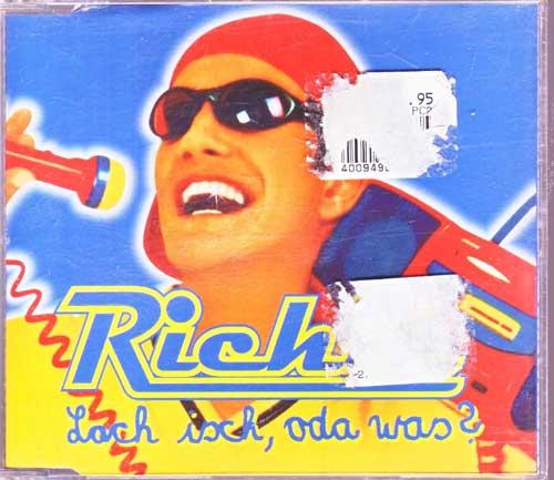 Richie - Lach isch, oda was? - EAN: 743215358824