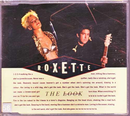 Roxette - The Look, Head Drum Mix - Gelbe Tonne