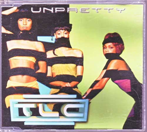TLC - Unpretty - Maxi CD EAN: 743216825325